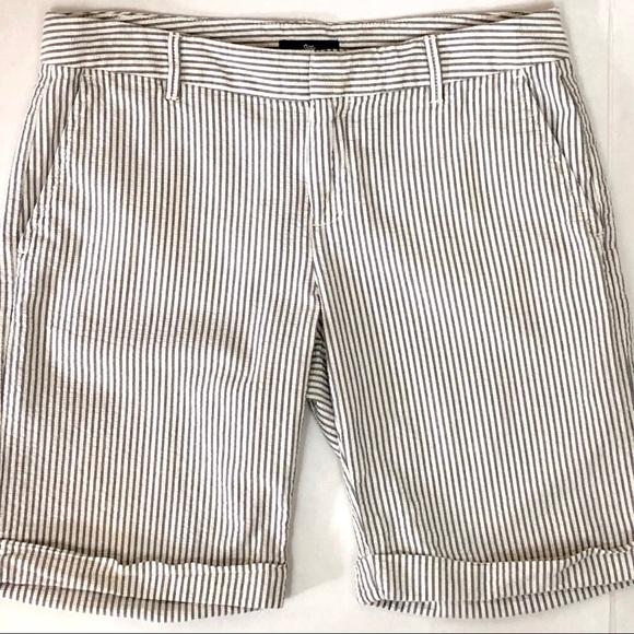 2edb689321 GAP Shorts | Seersucker Bermuda Vguc | Poshmark
